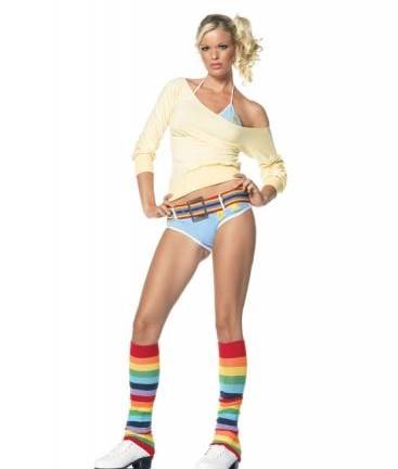 roller girl costume L53021